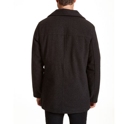 Excelled Wool Peacoat - Big & Tall