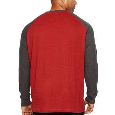 The Foundry Big & Tall Supply Co. Long Sleeve Thermal Top Big and Tall