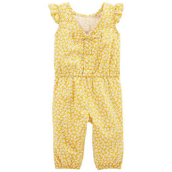 93df287be Carter s Sleeveless Jumpsuit - Baby Girls