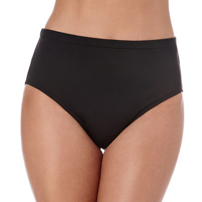Vanishing Act By Magic Brands Control Brief Bikini Swimsuit Bottom