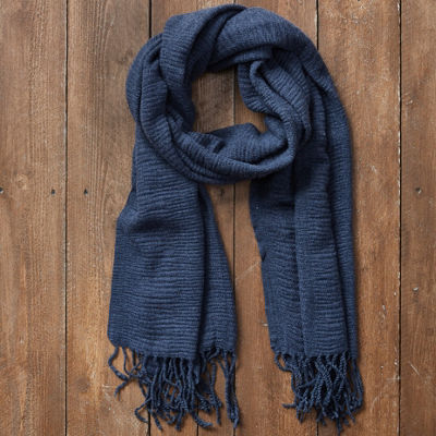 Tickled Pink Soft Fall Oblong Scarf