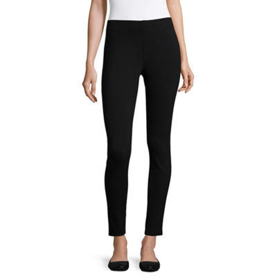St. John's Bay Ponte Leggings - Tall