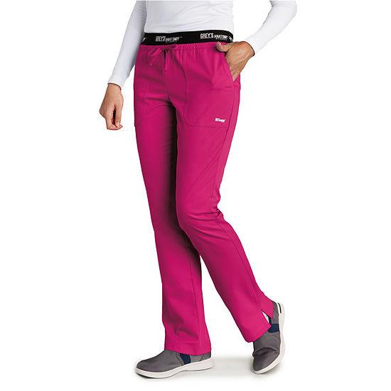 Barco® Grey's Anatomy™ 4275 Women's Active Modern Fit Drawstring Scrub Pants - Petite