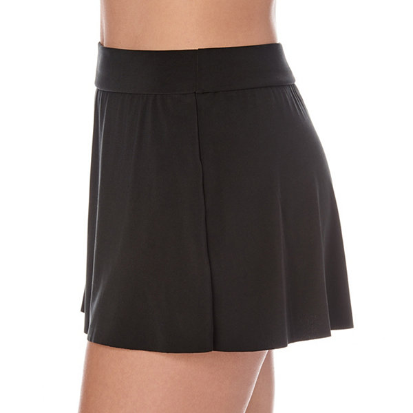 Vanishing Act By Magic Brands Control Swim Skirt Swimsuit Bottom