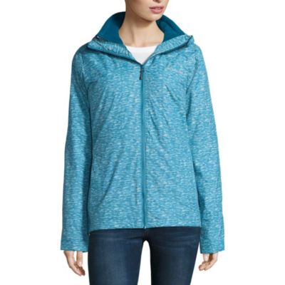 Columbia Ruby River Woven Waterproof Heavyweight 3-In-1 System Jacket