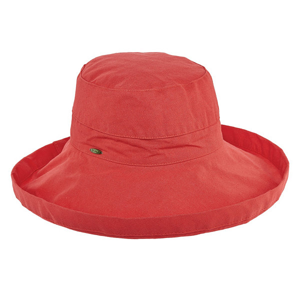 "Scala Cotton 3"" Big Brim Hat"