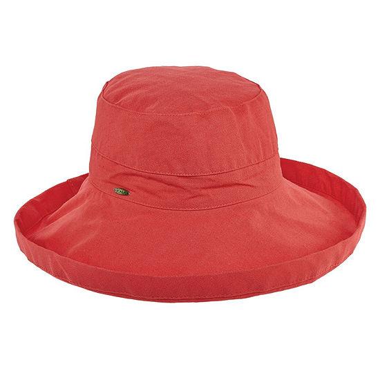 "Scala Cotton 3"" Big Brim Hat"