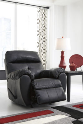 Signature Design By Ashley® Bastrop Durablend Recliner