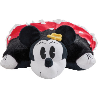 """Disney Retro Minnie Mouse 16"""" Plush Pillow Pet"""