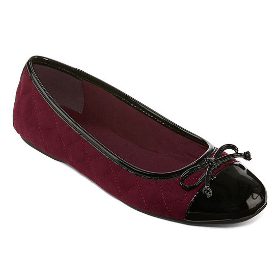 east 5th Womens Aloha Ballet Flats Slip-on Round Toe