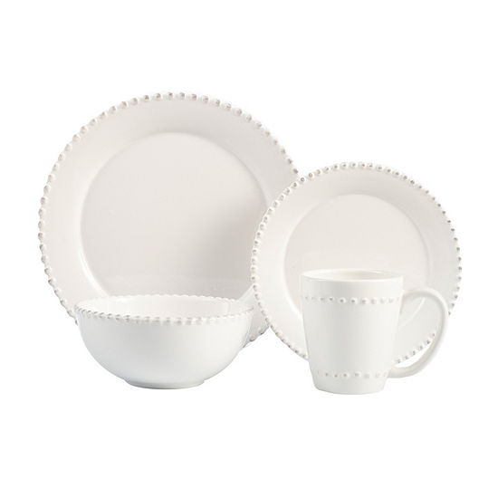 Style Setter 16 Pc Dinnerware Set