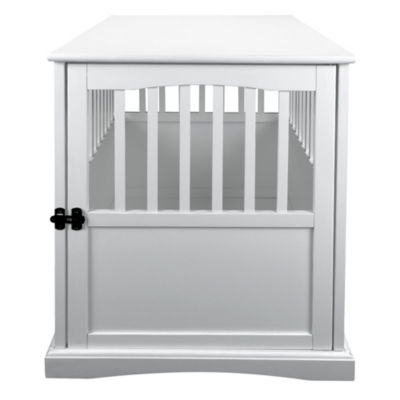 Dog Crate End Table Large
