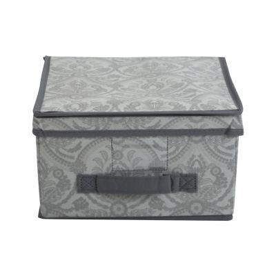 Non-Woven Storage Box- Med 11X12X6 inches - Almeida