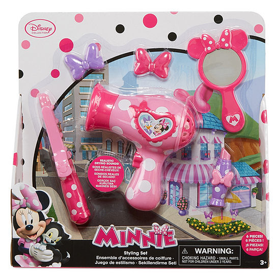 Disney 8-pc. Minnie Mouse Toy Playset - Girls