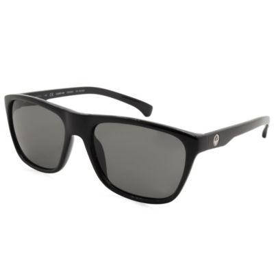 Rectangular Sunglasses-Unisex