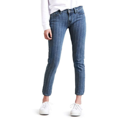 Levi's® 535 Super Skinny Ankle Jeans