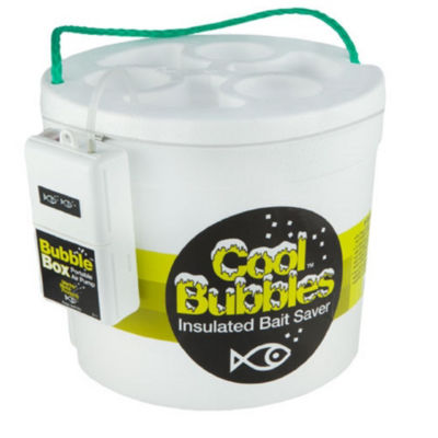 Marine Metal Cool Bubbles 8 Quart Foam Bucket AndPump Kit