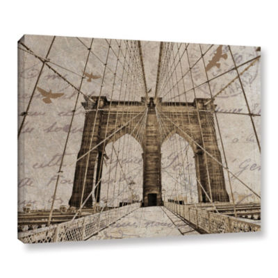 New York 2012 Gallery Wrapped Canvas