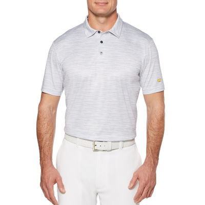Jack Nicklaus Easy Care Short Sleeve Pattern Polo Shirt