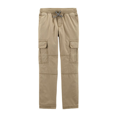 Carter's Pull-On Cargo Pants - Boys 4-14