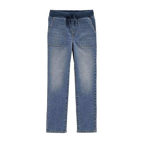 Carter's Boys Pull-On Pants - Preschool / Big Kid