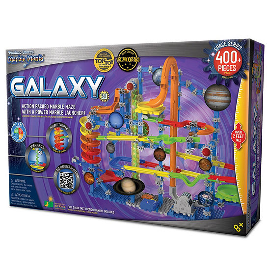The Learning Journey Techno Gears Marble Mania Galaxy 3.0  (400+ pcs)