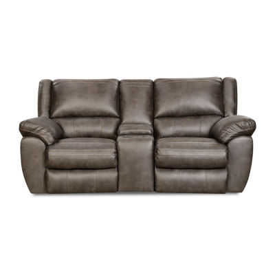 Simmons Beautyrest® Roosevelt Reclining Loveseat