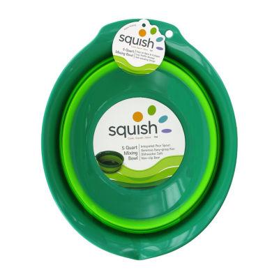 Squish 5-Qt. Mixing Bowl Colander