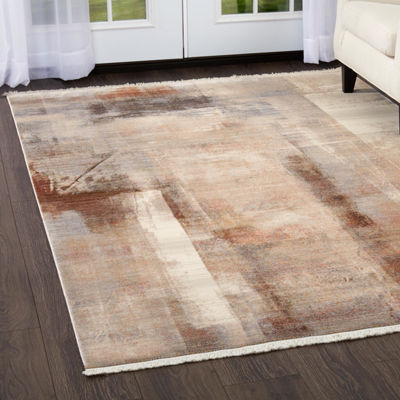 Home Dynamix Rutherford Sedona Abstract Rectangular Rug