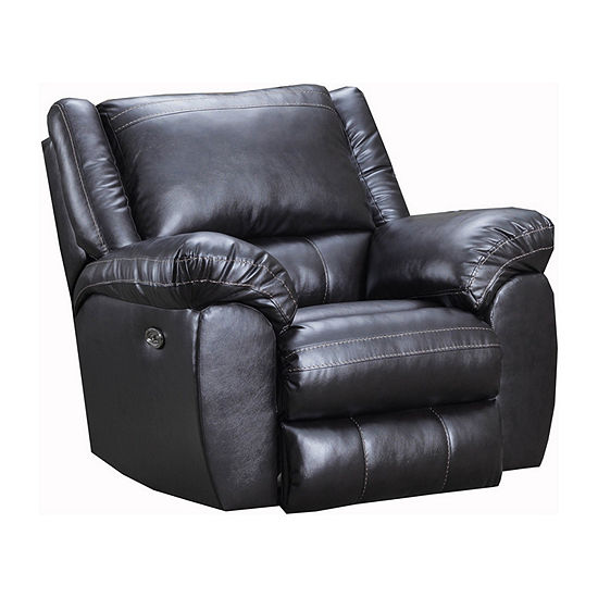 Simmons Upholstery® Roosevelt Rocking Recliner