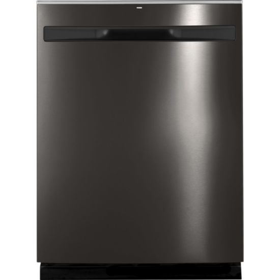 GE® ENERGY STAR® Stainless Steel Interior Dishwasher with Hidden Controls