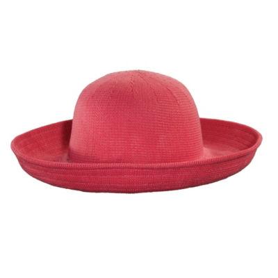 Scala Poly Knit Upturn Hat