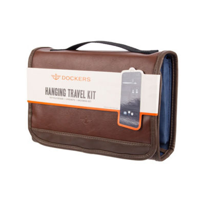 Dockers Hanging Travel Kit