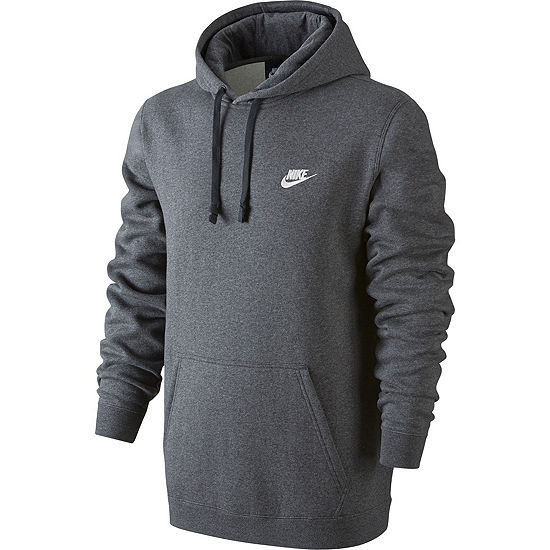 283785b6bdb5 Nike Mens Long Sleeve Embroidered Hoodie-Big and Tall - JCPenney