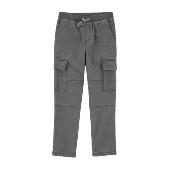 Carter's Pull-On Cargo Pants - Preschool Boys