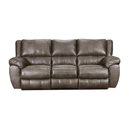 Simmons Upholstery® Roosevelt Power Reclining Sofa