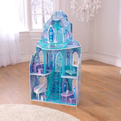 Disney® Frozen Ice Castle Dollhouse By KidKraft