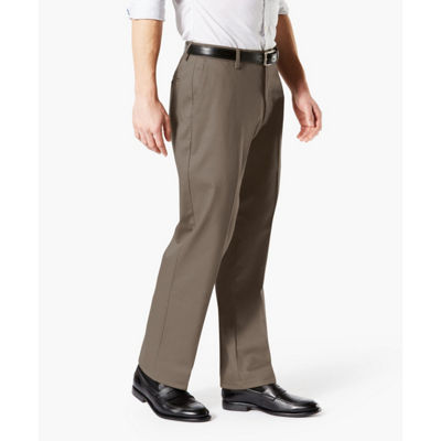 Dockers® Signature Khaki Classic Fit Flat Front Pants-Big and Tall