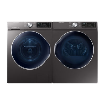 "Samsung ENERGY STAR®  2.2 cu. ft. capacity 24"" QuickDrive Front Load Washer"