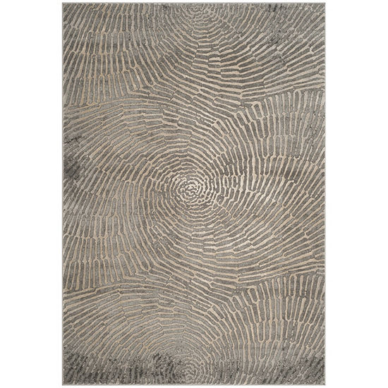 Safavieh Meadow Collection Elyse Geometric Area Rug