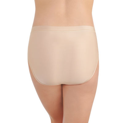 Vanity Fair Light & Luxe Knit Hi Cut Panties - 13195