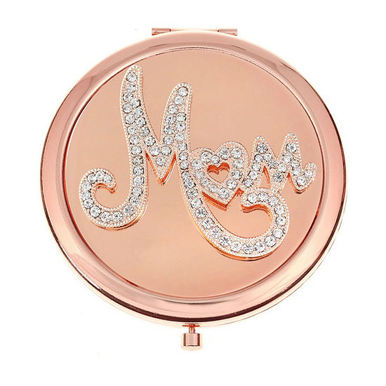 Monet Jewelry Mom Compact Mirror