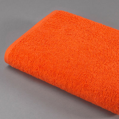 "Splash Orange Stripe 30""x60"" Pool Towel 24-pk."