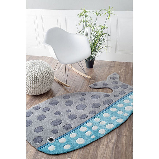 nuLoom Drayton Hand Hooked Accent Rug