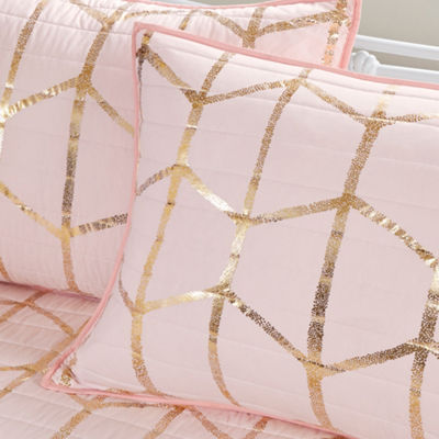 Intelligent Design Khole Metallic Printed 6-pc. Daybed Cover Set