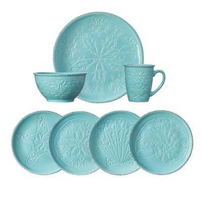 Pfaltzgraff Malibu 16-pc. Dinnerware Set