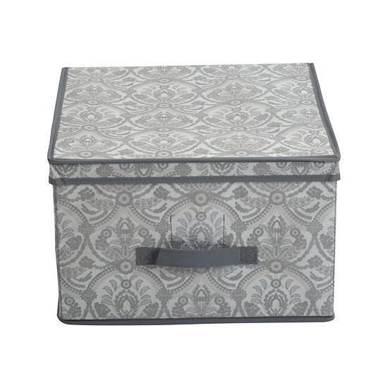 Non Woven Storage Box Jumbo 16x16x10 Inches Almeida