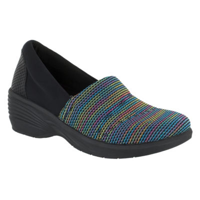 Easy Street Solite By Easy Street Solo Womens Slip-On Shoes Slip-on Round Toe