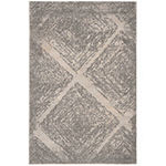Safavieh Meadow Collection Myrtle Geometric Area Rug