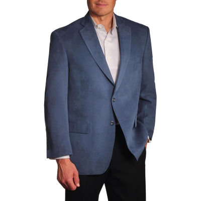Jean Paul Germain Suede Microfiber Sport Coat
